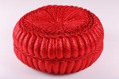 Cuscino della zucca, fatto a mano Immagine Stock Libera da Diritti