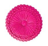 Cuscino rosa Fotografie Stock
