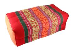 Cuscino tailandese del cotone Fotografia Stock