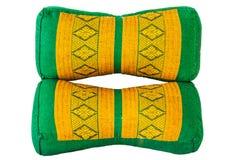 Cuscino tailandese di stile Immagine Stock