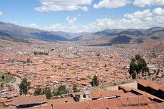 cusco秘鲁 免版税库存照片