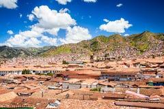 Cusco, Περού - Plaza de Armas Στοκ Εικόνες