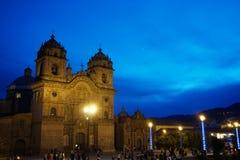cusco Перу Стоковое Фото