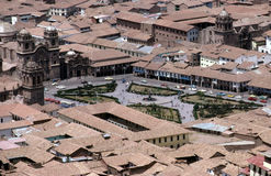 Cusco Stock Image