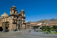 Cusco Stock Photo