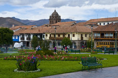 Cusco Royalty Free Stock Photography