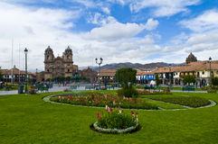 Cusco Stock Photography