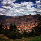 Cusco Royaltyfri Bild