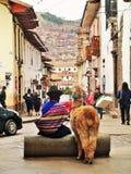Cusco 02 Fotografering för Bildbyråer