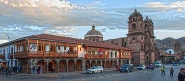 Cusco stockfotografie