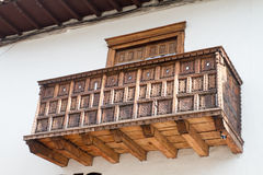 Cusco architektury szczegóły Fotografia Stock
