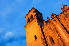 Cusco Cathedral Stock Images