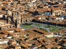 Cusco Royalty Free Stock Photo