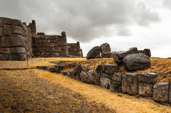 Cusco city and around in Peru Stock Images