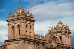Cusco katedra Fotografia Stock