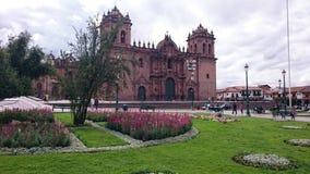 Cusco - le Ande - il Perù fotografia stock libera da diritti