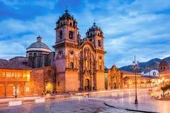 Cusco, Pérou Photographie stock