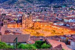 Cusco, Peru fotos de stock royalty free
