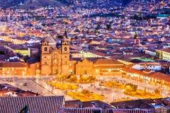 Cusco, Peru fotos de stock