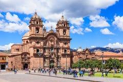 Cusco, Peru imagens de stock royalty free