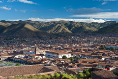 Cusco, Peru Royalty Free Stock Photo