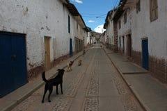 Cusco, Peru Stockbild