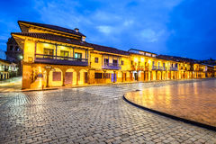 Cusco, Peru - Plaza de Armas Stock Photo