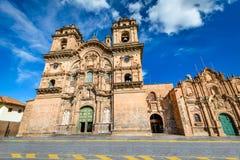 Cusco, Peru - Plaza de Armas Stock Photo