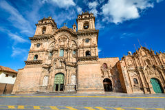 Cusco, Peru - Plaza de Armas Royalty Free Stock Images