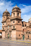 Cusco, Peru - Plaza de Armas Royalty Free Stock Photos