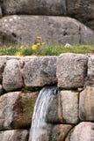 cusco Peru tambomachay Zdjęcie Royalty Free