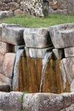 cusco Peru tambomachay Fotografia Stock