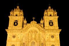 Cusco's Plaza De Armas Stock Photos