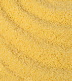 Cuscus, millet grain, background Royalty Free Stock Photos