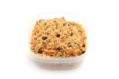 Cuscus salad Stock Image