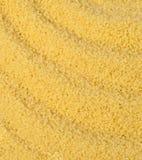 Cuscus, texture de millet, fond Photos libres de droits