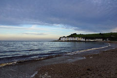 Cushendall Beach. County Antrim, Northern Ireland Royalty Free Stock Images