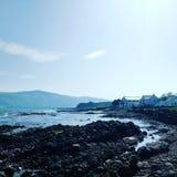 Cushendall , co Antrim , n.ireland royalty free stock photos