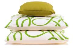 Cushion. Isolated Stock Image