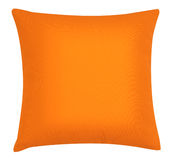 Cushion. Isolated Royalty Free Stock Image