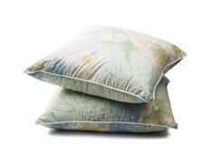 Cushion isolated Royalty Free Stock Images