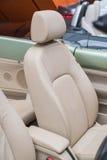 Cushion of modern car. Cushion of a modern car royalty free stock image