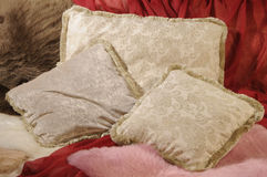 Cushions Stock Photos