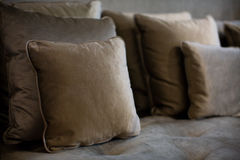 Cushions Royalty Free Stock Photos