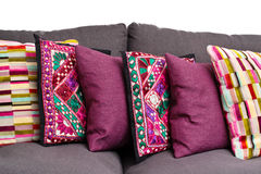 Cushions Royalty Free Stock Image