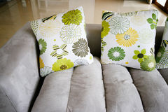 Cushions Royalty Free Stock Photo