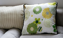 Cushions Stock Photography