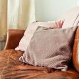 Cushions Royalty Free Stock Photos