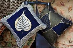 cushions formgivare Arkivfoto