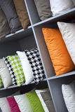 Cushions Stock Image